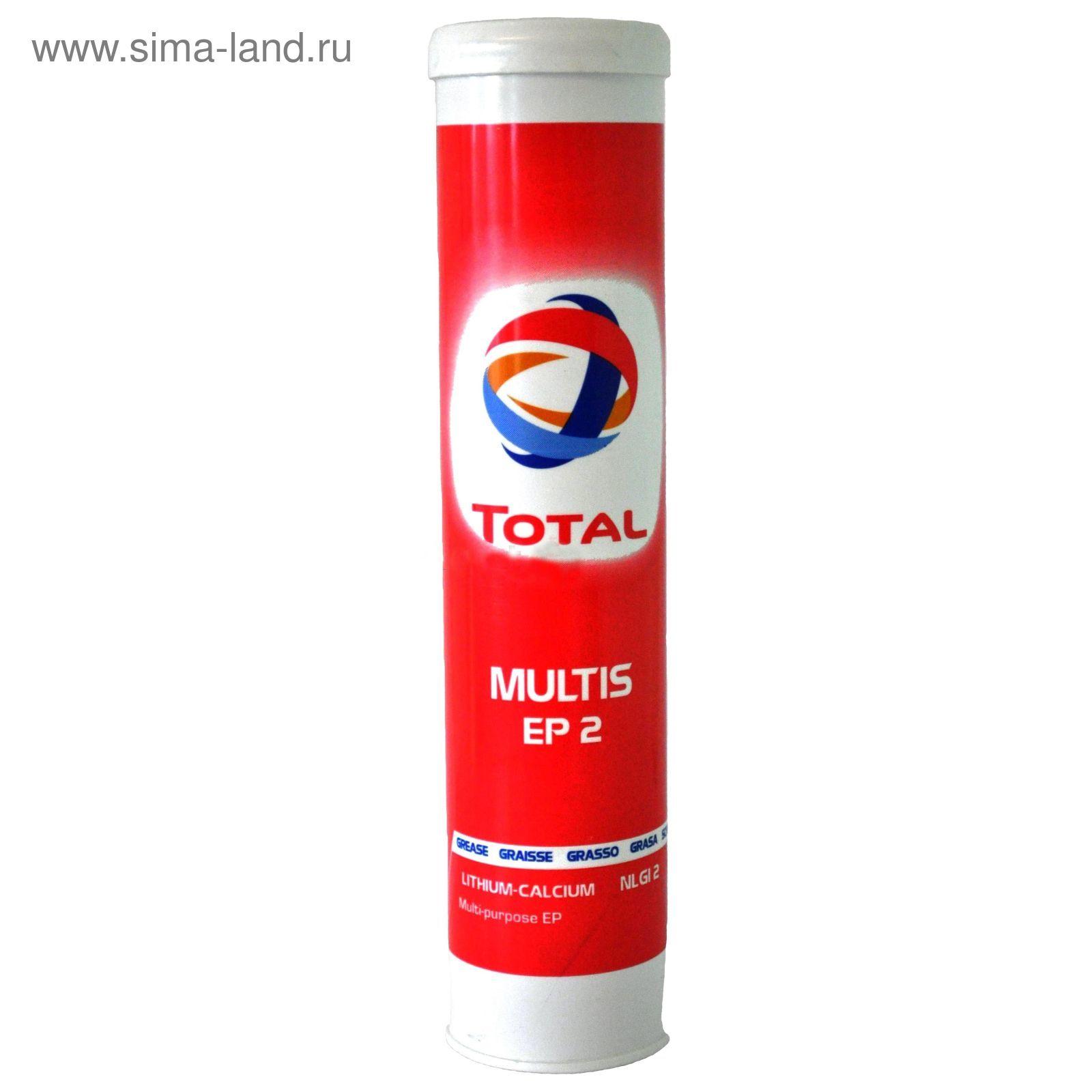 1e29d75c3 Универсальная смазка Total Multis EP 2, 0,4 кг (1434857) - Купить по ...