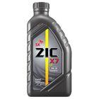 Моторное масло ZIC X7 5W-30, LS синтетическое, 1 л