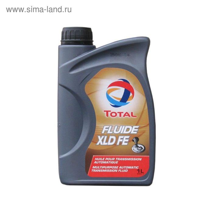 Трансмиссионное масло Total Fluide XLD FE, 1 л