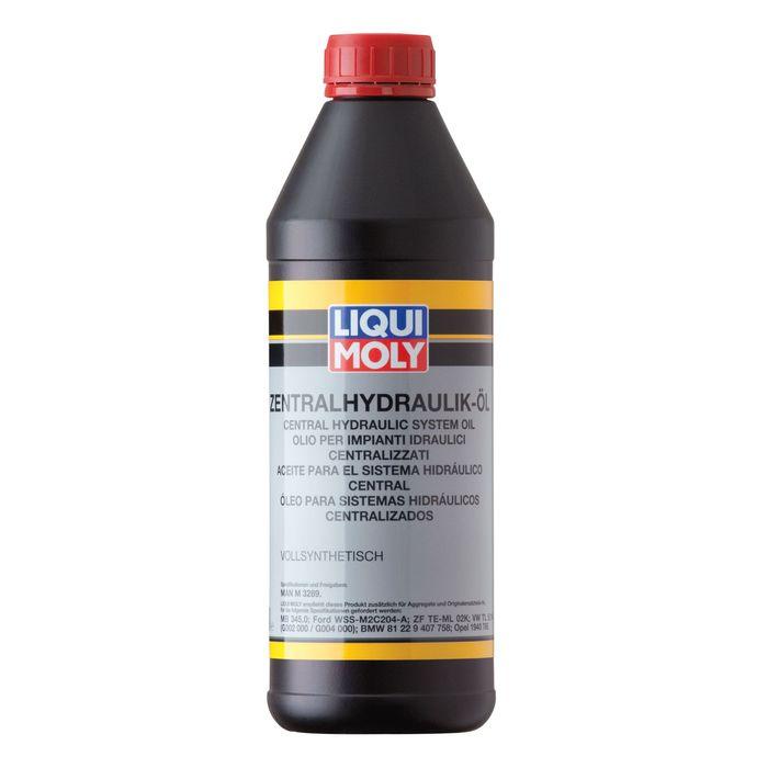 Гидравлическая жидкость Liqui Moly Zentralhydraulik-Oil синтетическая, 1 л