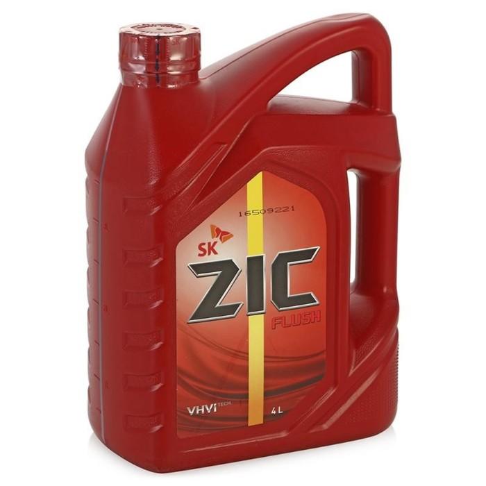 Промывочное масло ZIC FLUSH, 4 л