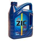 Масло моторное ZIC X5 10W-40, 6 л