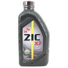Масло моторное ZIC X7 10W-40, Diesel CI-4, 1 л