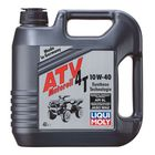 Моторное масло для мотоциклов Liqui Moly ATV 4T Motoroil 10W-40 SL/MA-2, 4 л