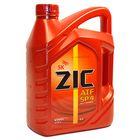 Масло трансмиссионное ZIC ATF SP 4, 4 л