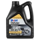 Масло моторное Mobil Delvac XHP Extra 10w-40, 4 л
