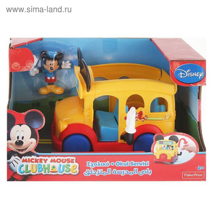 """Автобус школьный """"Микки Маус"""""""