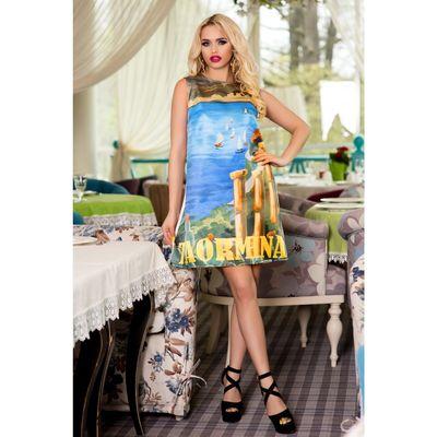Платье женское SbS 71185  цвет Таормина, размер XL (48), рост 168