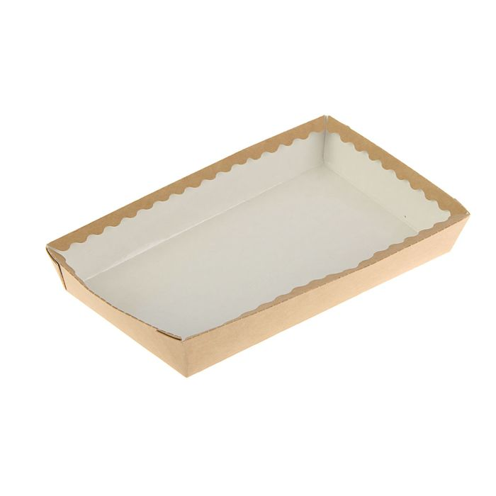 Форма для выпекания 18,5 х 10,5 х 3 см, 0,6 л