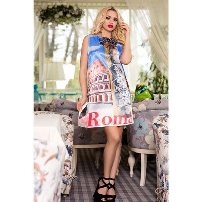 Платье женское SbS 71185  цвет Рим, размер L (46), рост 168