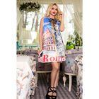 Платье женское SbS 71185  цвет Рим, размер S (42), рост 168