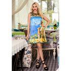 Платье женское SbS 71185  цвет Таормина, размерL (46), рост 168