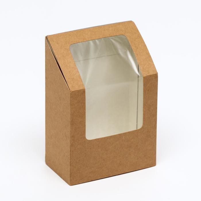 Упаковка для роллов и тортильи 9 х 5 х 13 см