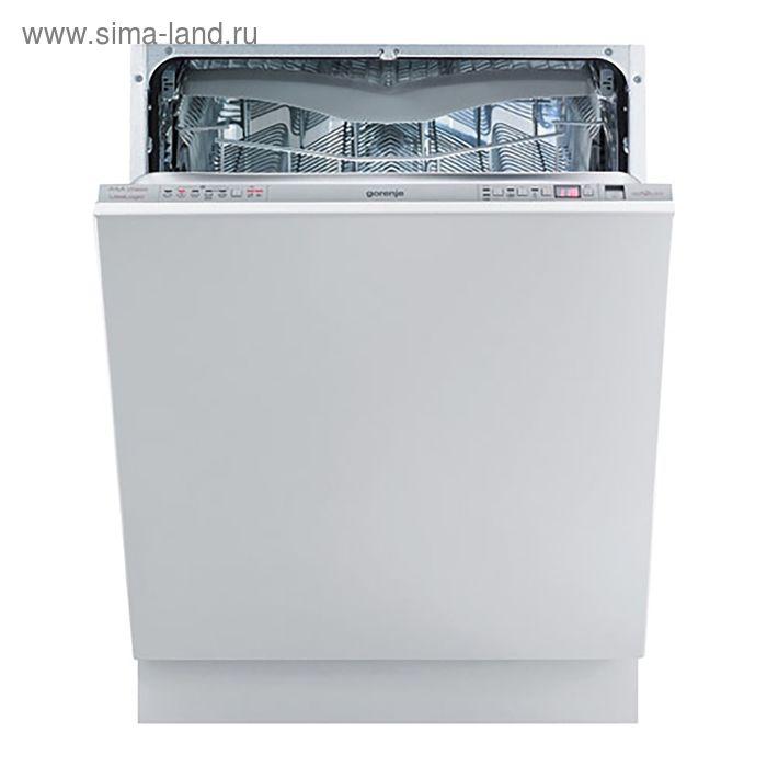 Посудомоечная машина Gorenje GV 65324 XV