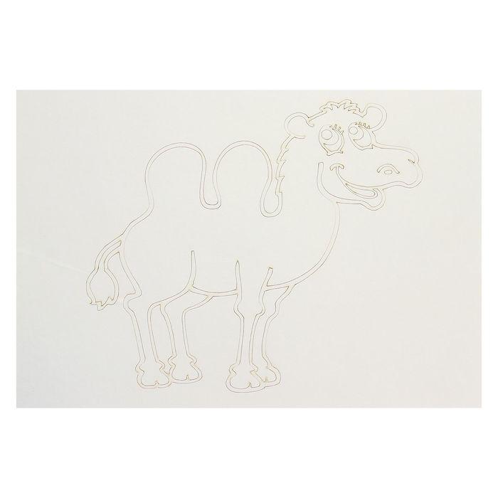 Открытка верблюд, шкафу картинка