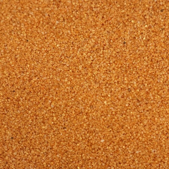 """Песок для рисования """"Золотой"""", 1 кг"""