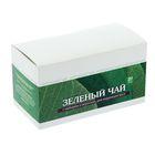Имбирный чай «Зелёный чай с имбирём и вереском. Для коррекции веса», № 20 х 1,5 г.