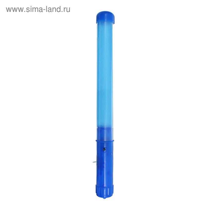 """Палочка световая """"Однотонная"""", цвет синий"""