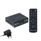 Цифровой эфирный тюнер D-COLOR DC911HD, DVB-T, DVB-T2