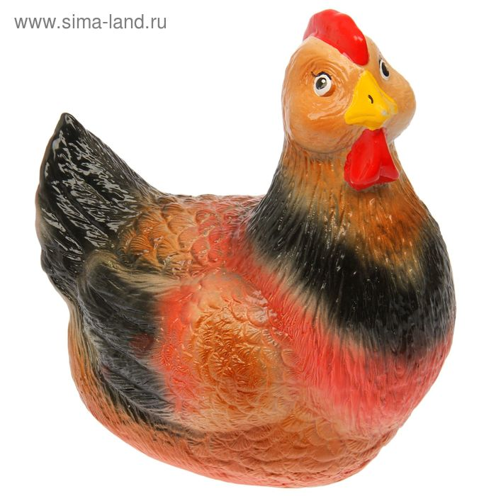 "Садовая фигура ""Курица"""