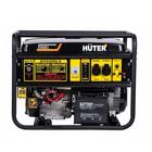Электрогенератор Huter DY6500LX, электростартер, 5/5.5 кВт, 22 л, 220 В