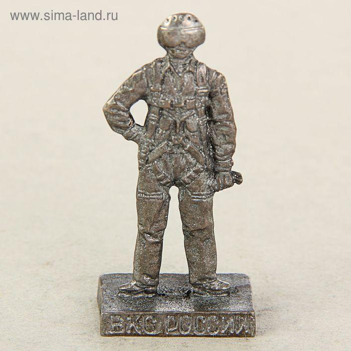 """Сувенир солдатик """"Российский пилот"""""""