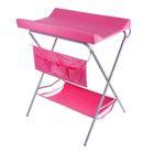 Пеленальный столик «Фея», складной, цвет розовый