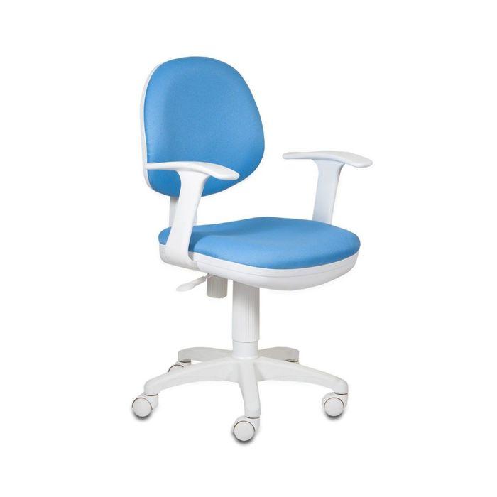 Кресло CH-W356AXSN/15-107 голубой