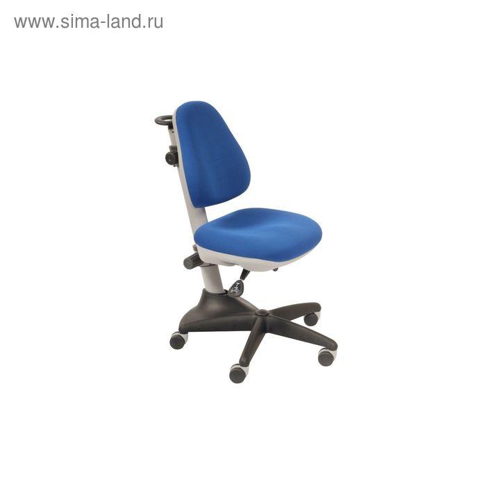 Кресло детское KD-2/G/TW-10 синий