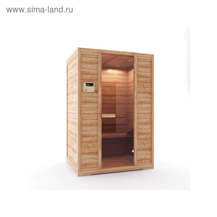 Финская  сауна  шестиместная 180x170x200
