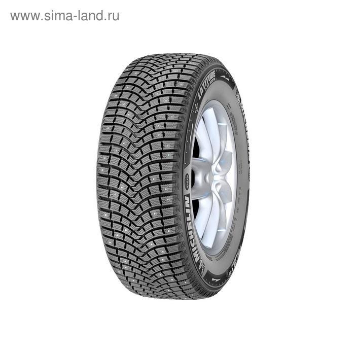 Зимняя шипованная шина Michelin Latitude X-Ice North 2 Plus 235/60 R18 107T