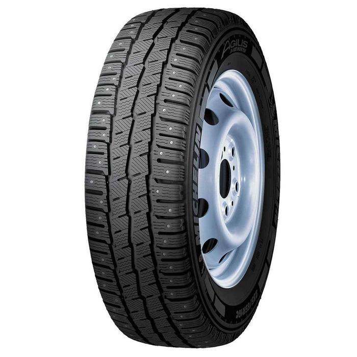 Зимняя шипованная шина Michelin Agilis X-Ice North 215/65 R16C 109/107R