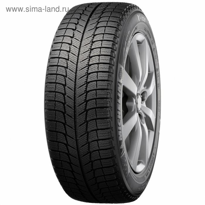 Зимняя нешипованная шина Michelin X-Ice 3 XL 195/55 R16 91H