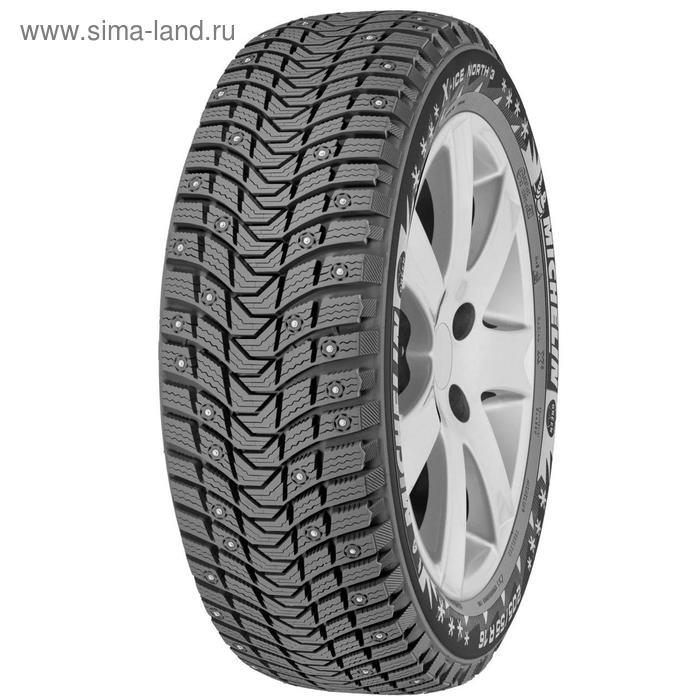 Зимняя шипованная шина Michelin X-Ice North 3 XL 195/60 R16 93T