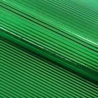 Бумага гофрированная, цвет зелёный, 50 х 70 см