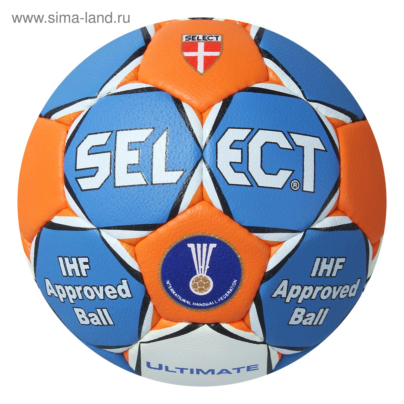 Мяч гандбольный Select Ultimate IHF 56f1be1ca3395