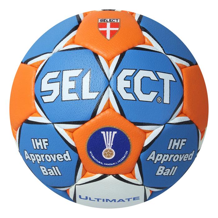 Мяч гандбольный Select Ultimate IHF, 843208-260 Senior, размер 3
