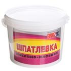 Шпатлёвка масляно-клеевая Brozex, 3 кг