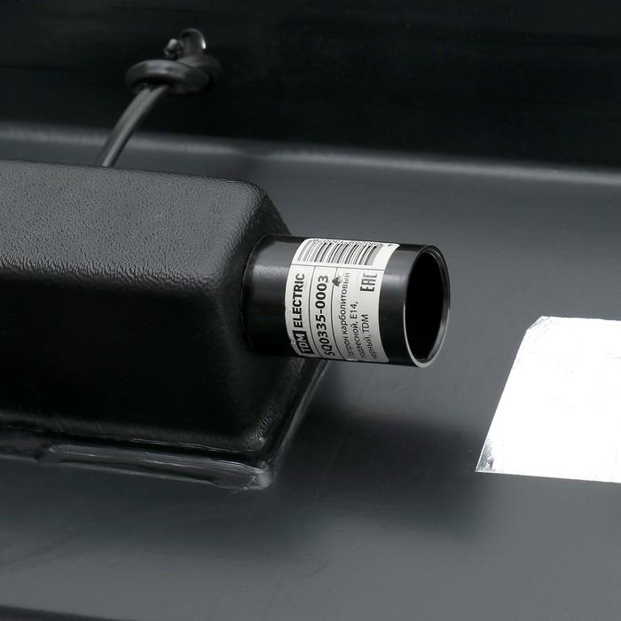 Террариум 50 с крышкой, с патронами под лампы Е14-2шт, 11 Ватт, 600х350х260
