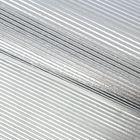 Бумага гофрированная, цвет серебряный, 50 х 70 см