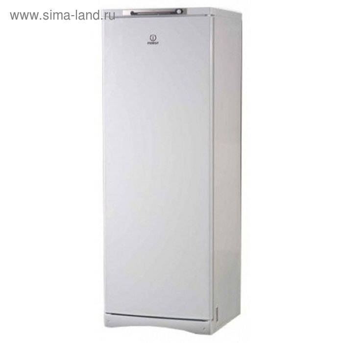 Морозильная камера Indesit SFR 167, 271 л, класс B, однокамерная, белая