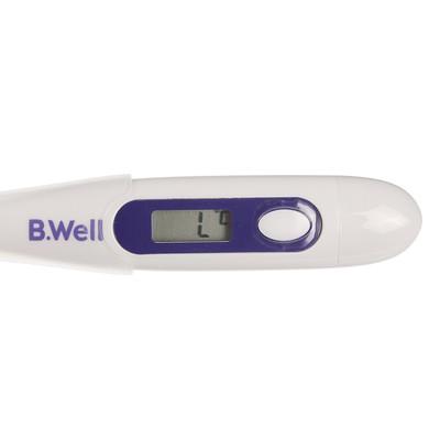 Термометр B.Well WT-03, влагозащитный, память, от 1хLR41 (в комплекте)