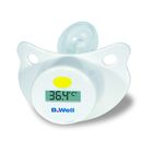 Термометр B.Well WT-09, соска, без ртути и стекла, влагозащищенный корпус