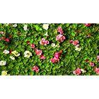 Фотосетка, 250 × 158 см, с фотопечатью, «Изгородь с розами»
