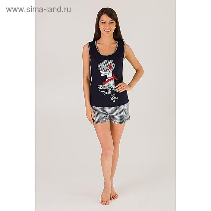 Комплект женский (майка, шорты) Софи, размер 48