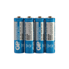 Батарейка солевая GP PowerPlus Heavy Duty, АА, R6-4S, 1.5В, спайка, 4 шт.