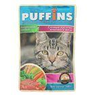 """Влажный корм """"Puffins"""" для кошек, сочные кусочки ягненка в желе, 100 г"""