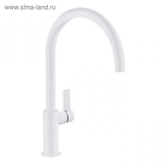 Смеситель для кухни Franke Ambient 115.0296.779, белый