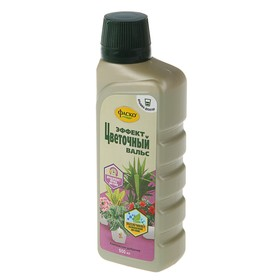 """Удобрение минеральное жидкое """"Цветочный вальс"""" в бутылках, 500 мл"""