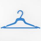 Вешалка-плечики размер 48-50 для лёгкого платья, цвет МИКС